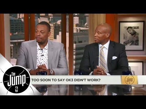 Byron Scott has 'been ready' to say OKC's Big 3 experiment didn't work | The Jump | ESPN