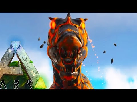 Ark Survival Evolved - LAUNCHING BOULDERS AT EPIC MONSTERS - EP1 (Modded Survival)