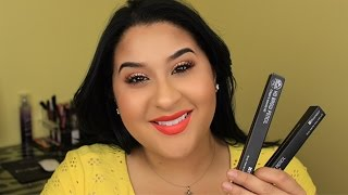 new bh cosmetics hd brow pencil review some swatches