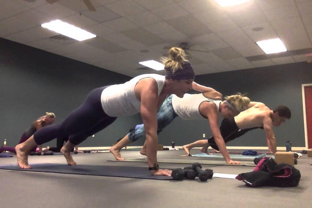 Yoga Sculpt Youtube