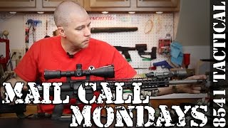 Donate! http://8541tactical.com/donate/ Mail Call Monday's Master I...