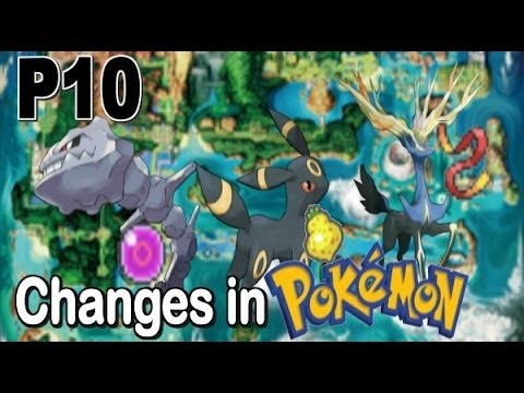 My 10 Personal Favorite Changes in Pokemon