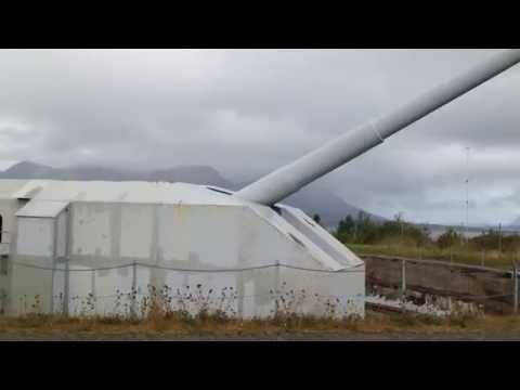 The Adolf Gun – Adolfkanonen – World's Biggest Coastal Gun