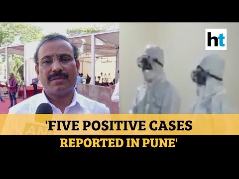 'Their contacts are being monitored': Maha minister on Coronavirus cases in Pune