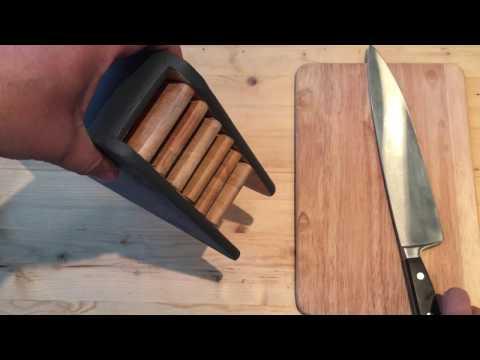 В поисках подставки для кухонных ножей