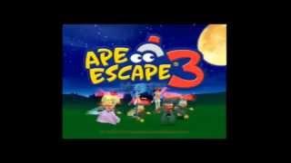Ape Escape 3 Survival Mode Yumi [Part 1]