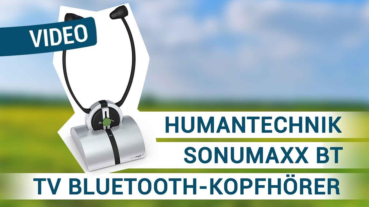 video Earis TV-Hörsystem mit Sonumaxx 2.4