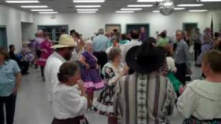 Grapestompers Square Dance Club Temecula,CA Easter Suprise Brent Lively.mp4
