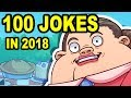 100 NEW YO MAMA JOKES - 2018 (Can You Watch Them All?)