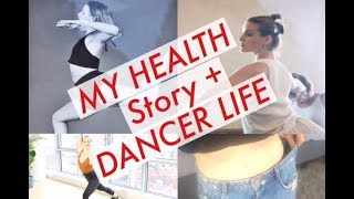 My HEALTH AND WELLNESS JOURNEY | TRACY CAMPOLI | MY LIFE AS A DANCER