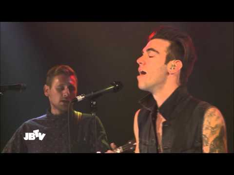 American Authors - Hit It | Live @ JBTV