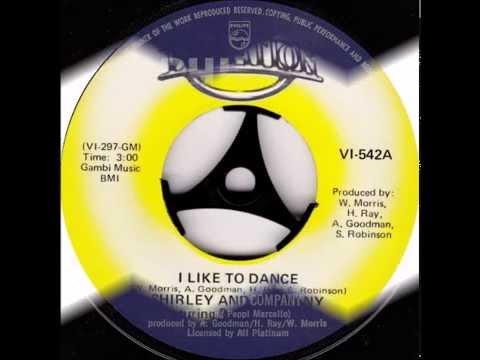 Shirley & Company - I Like To Dance (1976)