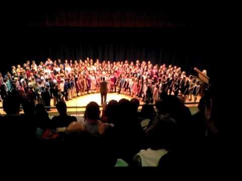 Irving Middle School Winter Concert 2011