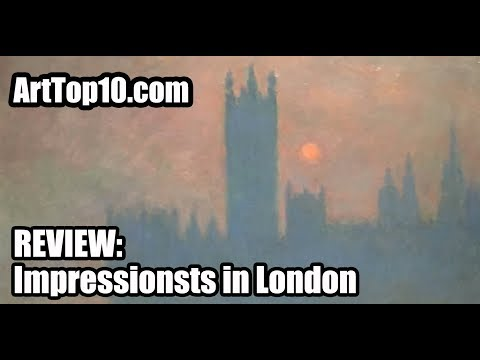 REVIEW: Tate Britain, The EY Exhibition: Impressionists in London by ArtTop10 Founder Robert Dunt