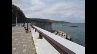奧尻島鍋釣岩