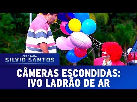 Ivo ladrão de ar  | Câmeras Escondidas (25/06/17)