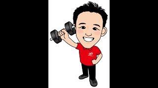 【おはトレ!241日目】スポーツトレーナーの筋トレ&ストレッチ(群馬県高崎市で子ども・シニア・発達障がい児の運動指導) thumbnail
