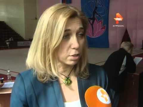 В Астрахани проходит первенство ЮФО и Северо Кавказкого федерального округа по художественной гимна