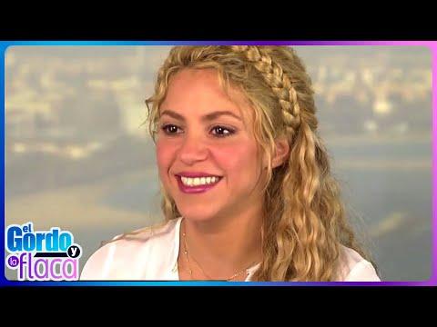Shakira habló como nunca de su relación con Gerard Pique