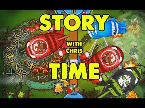 Epic Late Game MATH STORY TIME - Bloons TD Battles