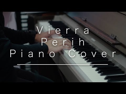 Vierra - Perih Piano Cover By Kevin Ruenda