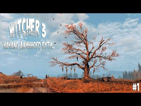 WITCHER 3  | Начало длинного пути ► #1