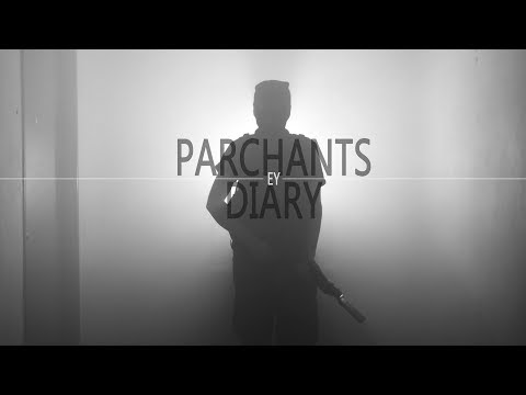 Paiute Berge X Parchants DIARY - EY (prod. Icestarr) 4K VIDEO