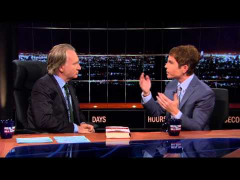 Real Time with Bill Maher: Gerald Posner – God's Bankers (HBO)