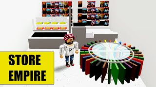Better Than RETAIL TYCOON?? • Roblox: Store Empire