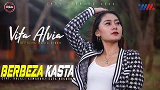 Gambar cover Vita Alvia - Berbeza Kasta (Official Music Video) | DJ Slow Full Bass
