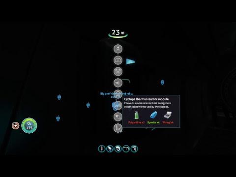 Subnautica - Kyanite acquisition 1