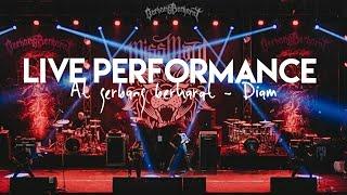 KARAT - DIAM ( LIVE GERBANG BERKARAT 2017 )