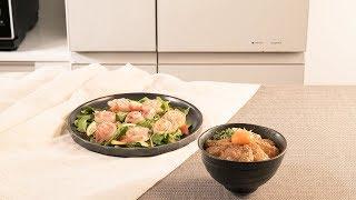 7daysパーシャル×クラシル パーシャルで鮮度長持ち 鯛のアレンジレシピ【パナソニック公式】