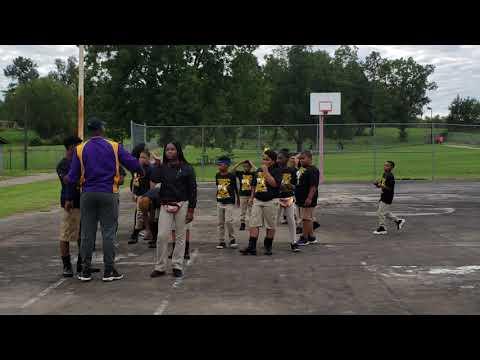 Tiger Steppers- Jefferson County Elementary School- Fayette, MS