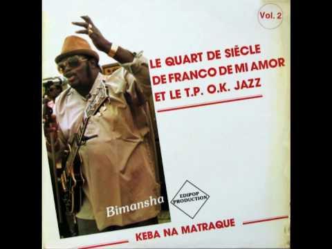 Ilousse (Franco) - Franco & le T.P. O.K. Jazz 1981