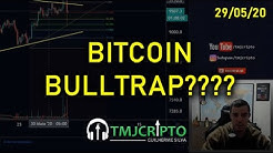 Análise Bitcoin - BTC - 02/06/2020 - Pump and Dump Bulltrap????