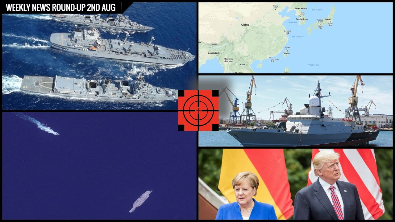 DEFENSE UPDATES WEEKLY NEWS ROUND-UP 2nd AUG - U.S TO HELP JAPAN MONITOR EAST CHINA SEA AGINST CHINA