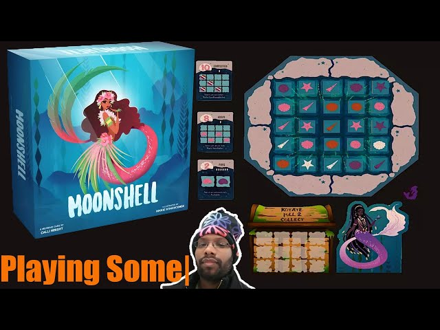 Playing Some | Moonshell (TTS Demo)