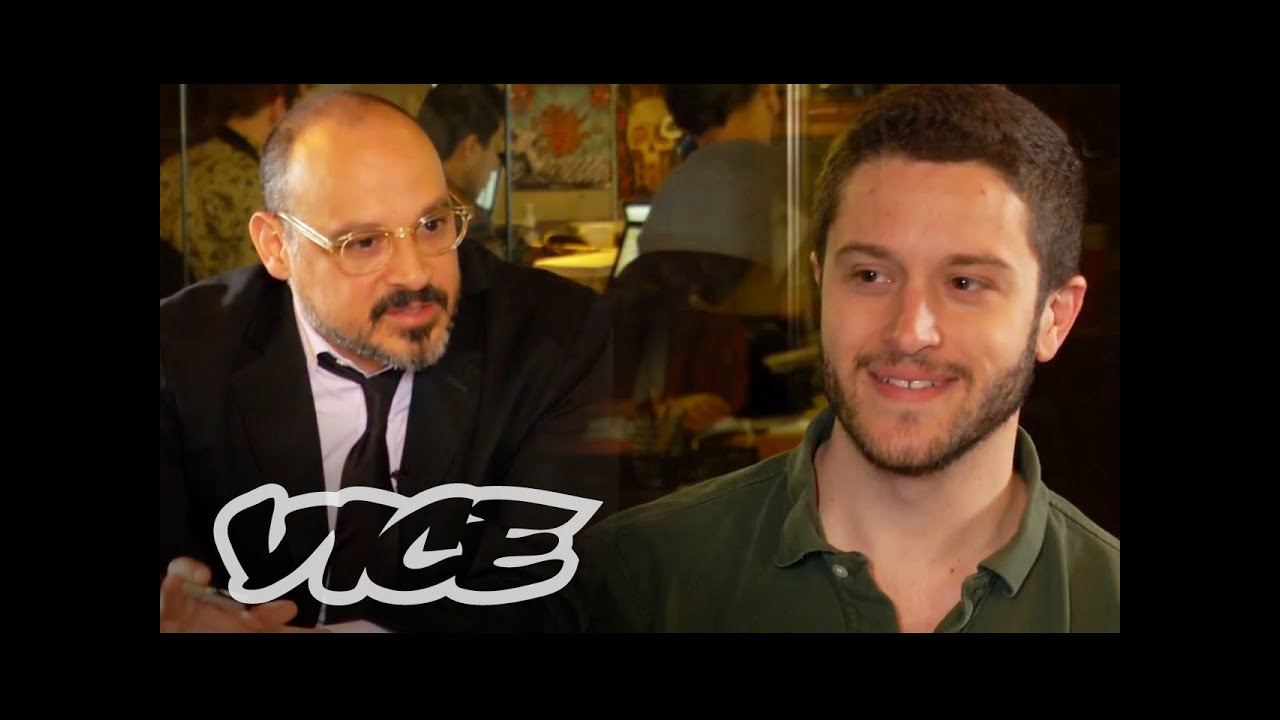 Cody Wilson on 3D-Printed Guns: VICE Podcast 001