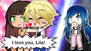 MIRACULOUS LADYBUG AND CHAT NOIR GACHAVERSE SERIES -SIGNS OF ADRIEN's CRUSH PART11- GACHA LIFE