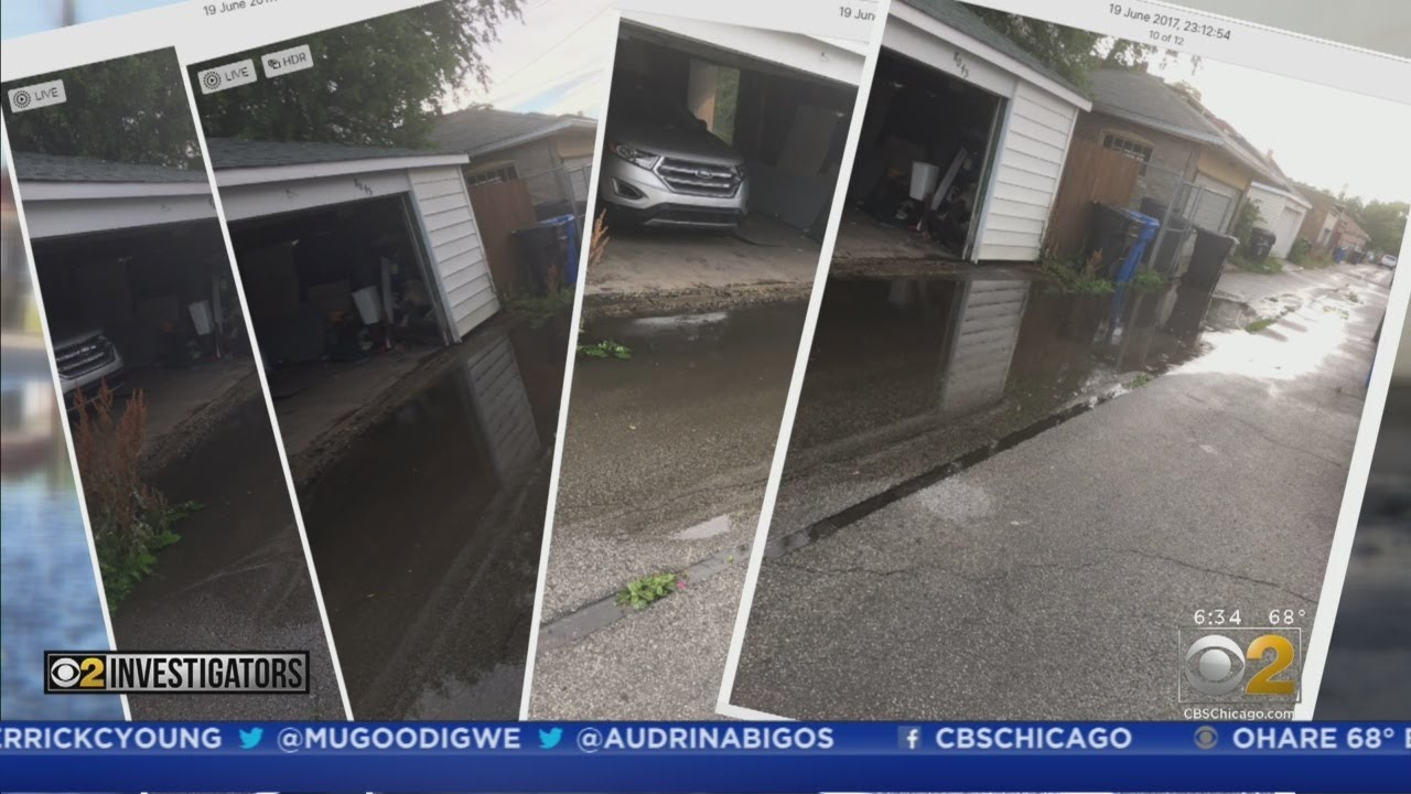 Black Homeowner Can't Get Flooding Issue In His Alley Fixed