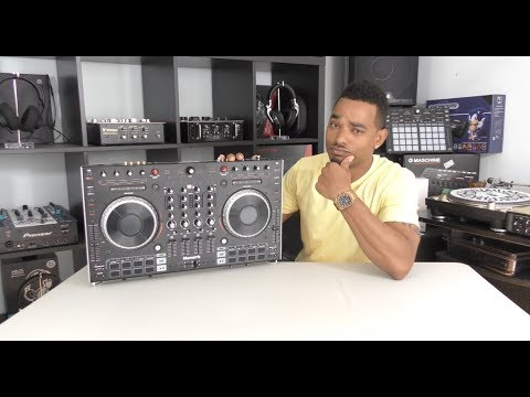Numark NS6II Serato DJ Pro Review