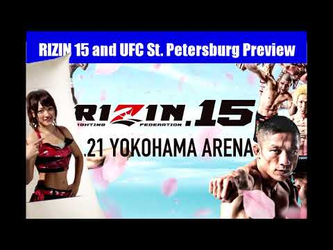 Fights Gone By 132: Rizin 15 preview