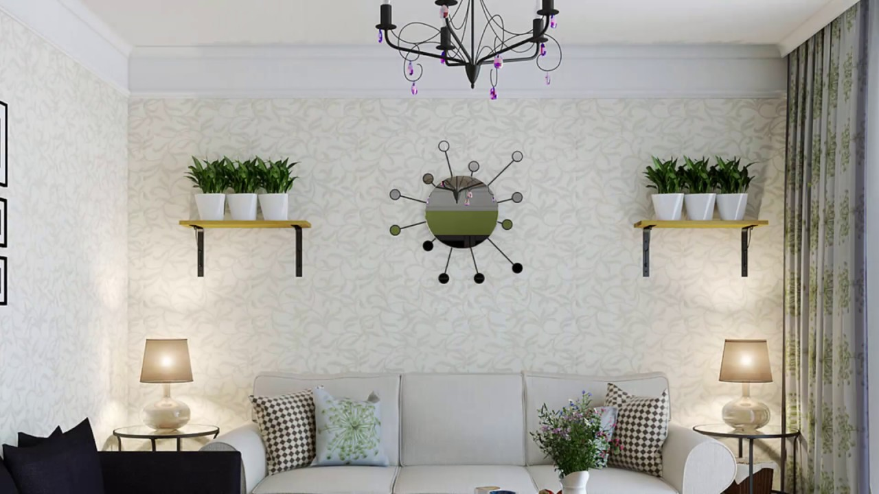Small Living Room Chandeliers - YouTube