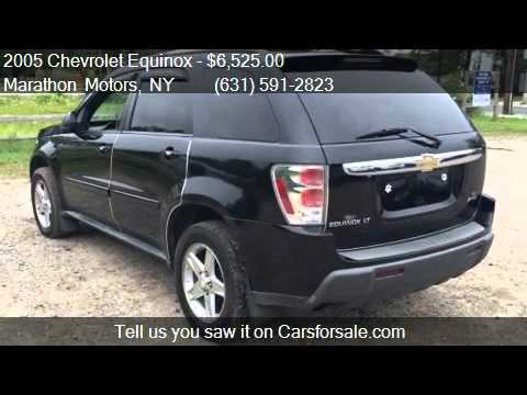 2005 chevrolet equinox lt awd 4dr suv for sale in