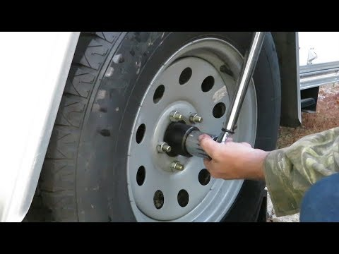 How To Properly Grease And Maintenance A Trailer Axle