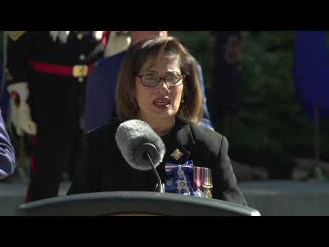 Alberta Police And Peace Officers' Memorial Day 2020
