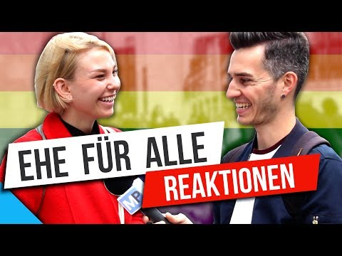 Ehe Für Alle: Die Reaktionen Der Deutschen 🌈