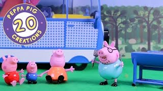 Peppa Pig Creation 20 - Camping Fun!