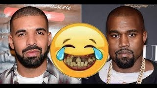 Kanye West EXPOSES Drake on Twitter For Begging for Song Clearance on a Song YE Wants Apology First